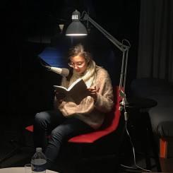 On entend lire – Shadok, Strasbourg 2 – novembre 2018 © Marine Froeliger